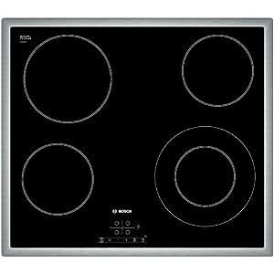 Bosch serie 4 pkf645b17e incasso ceramica nero piano for Grandi piani domestici personalizzati