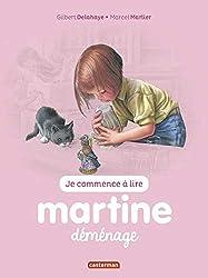 Je commence à lire avec Martine, Tome 12 : Martine déménage