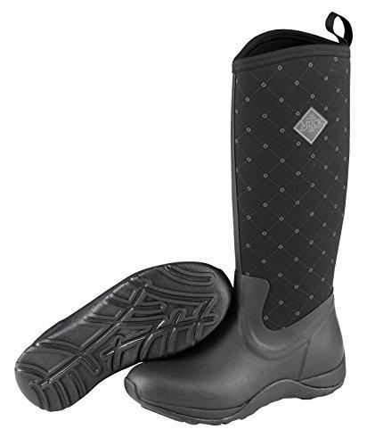 Muck Boots - Arctic Adventure Print, stivali di gomma  da donna Nero
