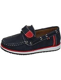 Zapatos mocasÍn piel DEMAX ZAPATOS MOCASÍN talla 26 MARINO POLIPIEL