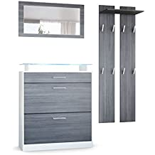meuble d entree porte manteau. Black Bedroom Furniture Sets. Home Design Ideas