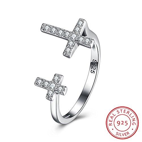 balansoho-925-plata-de-ley-la-cruz-abrir-anillo-cinta-anillo-aniversario-con-clear-cubic-zirconia