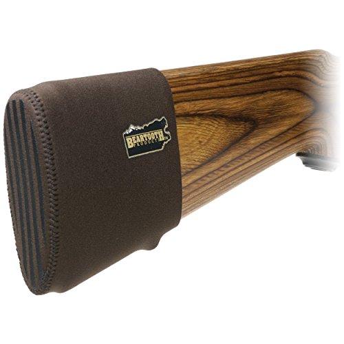 Beartooth Recoil Pad kit - Brown neoprene gun stock pad with foam inserts - Recoil Insert Kit