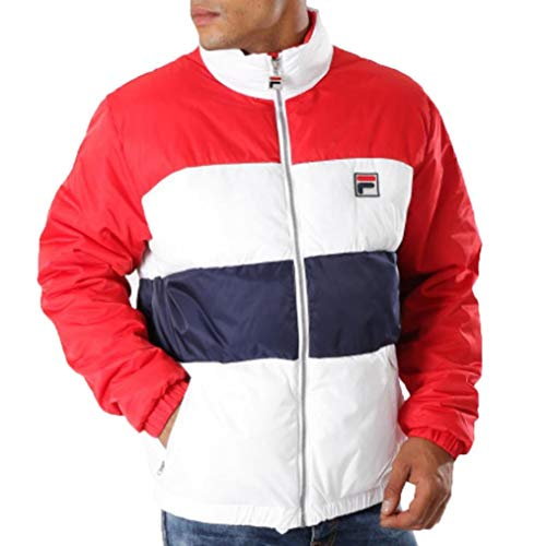 Chaqueta Fila Neo Colour Blocked Puffa Medium