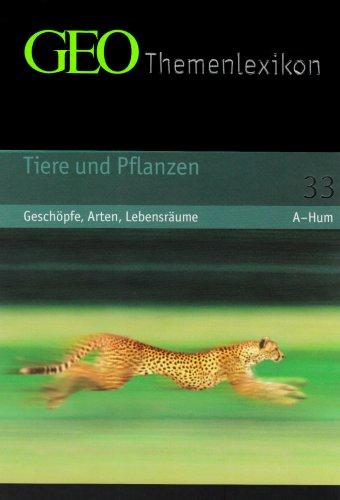 nd 33: Tiere und Pflanzen - Leben im Meer, auf dem Land, in der Luft ()