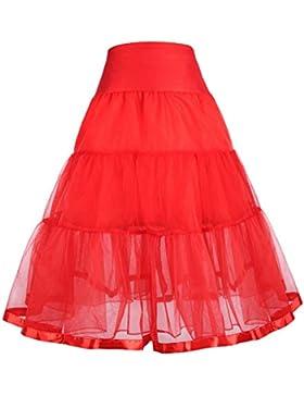 GRACE KARIN Maedchen Petticoat Reifrock Unterrock kinder Petticoat