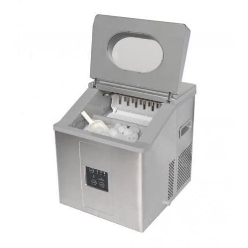 416yHpv3ZdL. SS500  - Saro EB 15 Compact Ice Maker, 15kg/24h