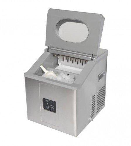 Saro EB 15 Eiswürfelbereiter/15 kg/24 h/43 cm/230 V/1 Ph/0,16 kW/3 Eiswürfelgrößen wählbar/Luftkühlung