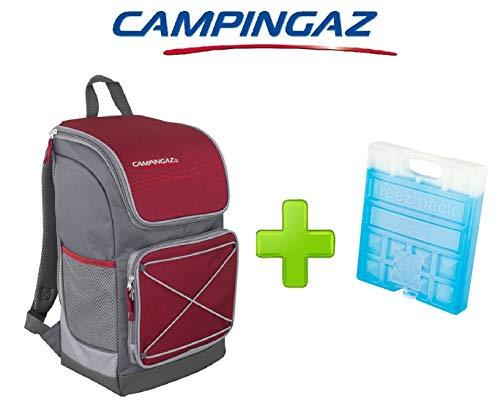 ALTIGASI Sac Thermique à Dos Thermique BacPac Urban 30 litres Campingaz Prestation jusqu'à 11 Heures + 1 pièce Freez Pack M20