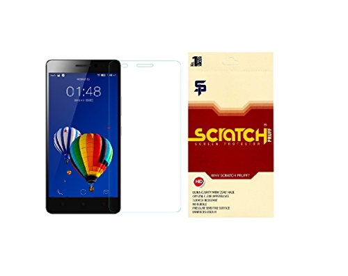 Scratch Pruff Matte Screen Guard For Lenovo K900  available at amazon for Rs.169