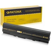 Batería para Laptop / Notebook Asus Eee PC 1201 | 1201 | 1201HA | 1201HA | 1201N | 1201N | 1201NL | 1201NL | 1201N-PU17-BK | 1201N-PU17-SL | 1201PN | 1201PN | 1201T | 1201TEPC 1201N | 1201N-SIV047M | PRO23 | UL20 | UL20A | UL20A-A1 - [ Li-ion; 4400mAh; negro ]