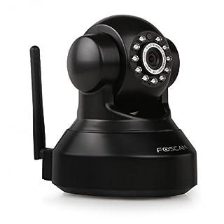 Foscam FI9816P Cámara IP vigilancia, 1MP,WIFI, seguridad, slot MicroSD, negro (B00T7LD2DU) | Amazon price tracker / tracking, Amazon price history charts, Amazon price watches, Amazon price drop alerts