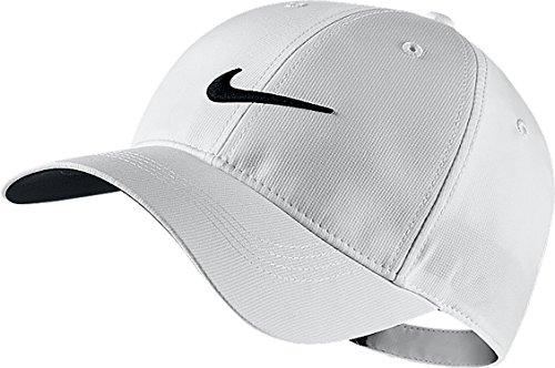 Nike Legacy91 Tech Casquette - mixte adulte - Blanc/Noir -Taille unique