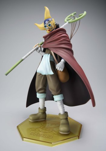 One Piece Figuras Sogeking/Usopp 22 cm 8