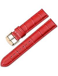 Correa de Piel Reloj iStrap Aligator Grano Replacement Reloj Banda 12/13/14/