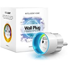 Fibaro FGWPE-102 Type E (FR) Type E (FR) White power plug adapter - Power Plug Adapters (43 mm, 65 mm)
