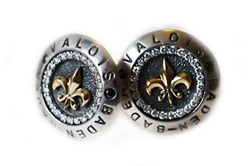 Argentvm Avrvm - Valois Diamonds Way - Herren Manschettenknöpfe