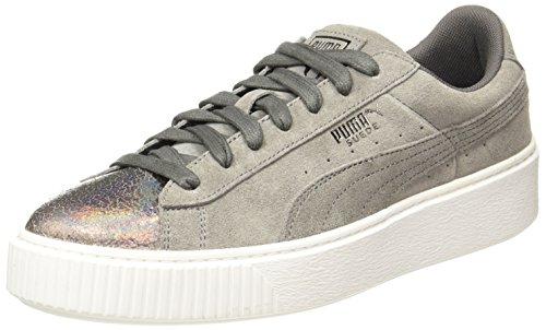 Puma Women's Smoked Pearl Sneakers - 4 UK/India (37 EU)(36611101)