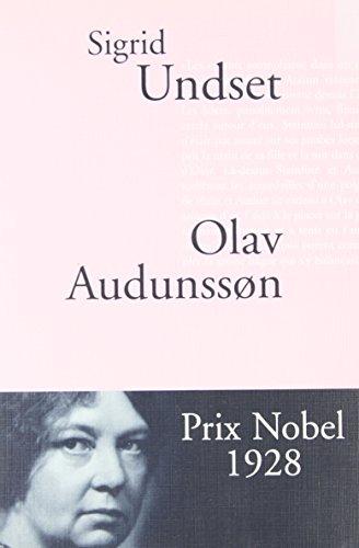 Olav Audunsson [Pdf/ePub] eBook