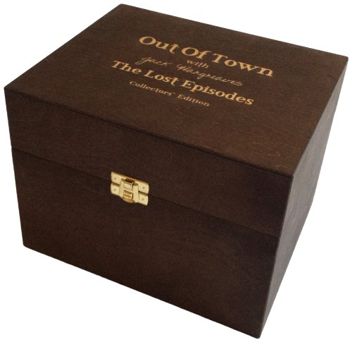 Out Of Town - Box Set - The Lost Episodes with Jack Hargreaves [DVD] [Edizione: Regno Unito]