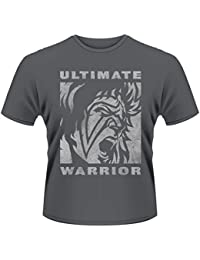 Plastic Head Wwe Ultimate Warrior, T-Shirt Homme