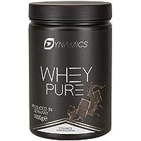 Preisvergleich für Dynamics Nutrition Whey Pure 1kg   Whey Isolate   Low Carb   Low Fat   Aspartam Frei   Hergestellt in Deutschland...