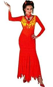César - Disfraz de diablesa para mujer, talla 40 (M366707)