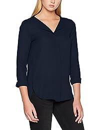 VILA CLOTHES Damen Bluse Vilucy L/S Shirt-Noos