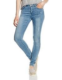 Only Onlultimate Reg Sk Dnm Bj6676 Noos, Jeans Femme