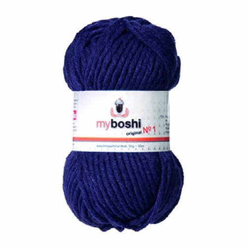 My Boshi 165 - Lana colore: Prugna