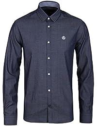Henri Lloyd Men`s Mallwyd Shirt - M350186 - Navy