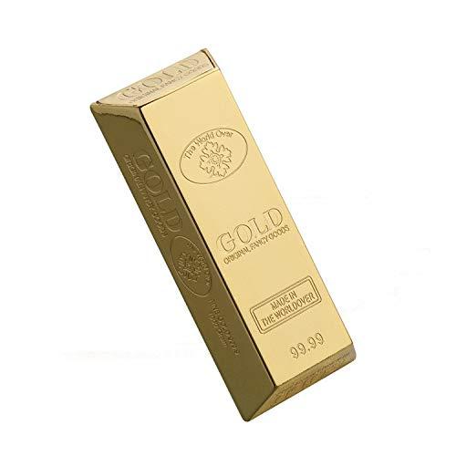 Gyk boutique posacenere portatile mini gold bar