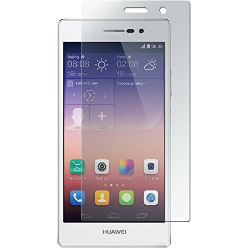 2 x Displayschutzfolie klar für Huawei Ascend P7 von PhoneNatic