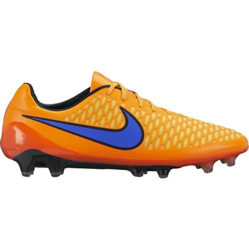 Avvio per NIKE FOOTBALL BLU BLU magus OPUS FG Orange
