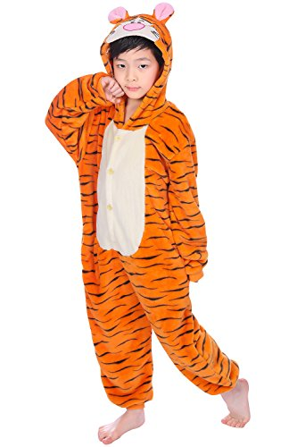 Party Animal Kostüm Zubehör - Dolamen Kinder Unisex Jumpsuits, Kostüm Tier