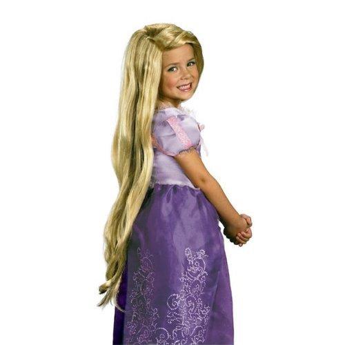 Tangled Rapunzel Wig Kostüm (Rapunzel Kostüm Tangled)