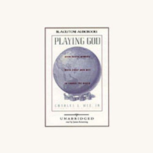 Playing God  Audiolibri