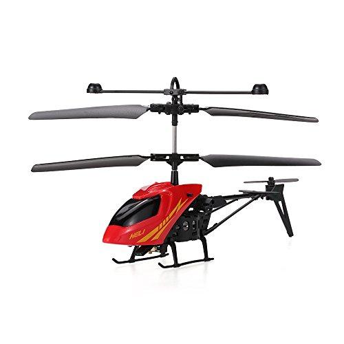 Goolsky MJ901 RC Mini Helicóptero Radio Control Remoto Aeronave Regalo Niños Juguete Bebé