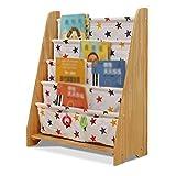 Willesego Regale Kinder Bücherregal Kindergarten Baby Bücherregal Schließfächer Cartoon Zeichnung Bücherregal Bücherregal Lagerregal - Lagerregal (Farbe : -, Größe : -)