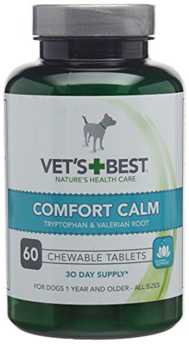 Vet's Best Comfort Calm Stress Relief Dog Supplements