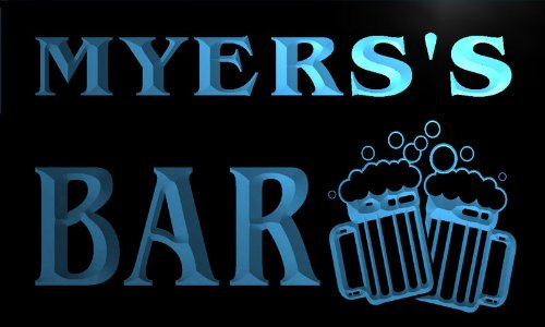 cartel-luminoso-w000085-b-myers-name-home-bar-pub-beer-mugs-cheers-neon-light-sign