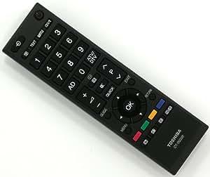 Télécommande d'origine pour Toshiba CT-90326 TV Télécommande TV / Nouveau