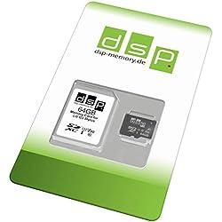 Carte mémoire 64 Go (A1, V30, U3) pour LG G3 Stylet