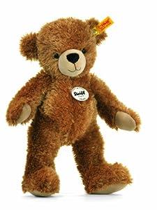 Steiff 12617  - Oso feliz, 40 pulgadas, de color marrón claro importado de Alemania