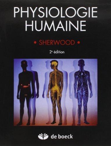 Physiologie humaine de Lauralee Sherwood (29 août 2006) Broché