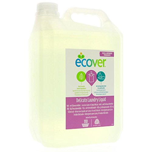 Ecover Delicate 5000ml Waschmittel Domestic–Größe: 5Liter.