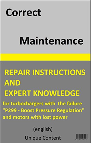 repair-instructions-expert-knowledge-for-turbochargers-instructions-for-the-maintenance-of-turbochar