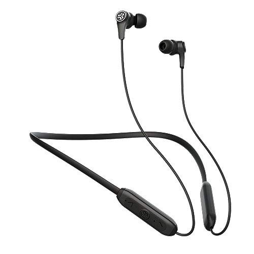 JLab JBuds Band Wireless In-Ear-headset with Neckband black Best Price and Cheapest