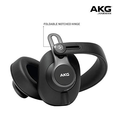 AKG Ok371 Over-Ear, Closed-Again, Foldable Studio Headphones Image 3