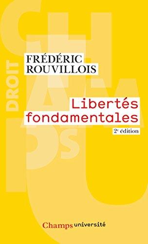 Libertés fondamentales : 2e par Frédéric Rouvillois